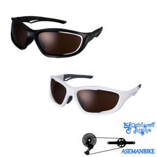 عینک دوچرخه شیمانو مدل اس 60 ایکس-پی ال پلاریزه Shimano Glasses S60X-PL
