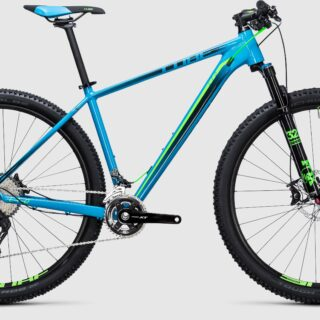 دوچرخه کوهستان کراس کانتری کیوب مدل ال تی دی اس ال سایز ۲۷.۵ CUBE Mountain Bike LTD SL 27.5 2017