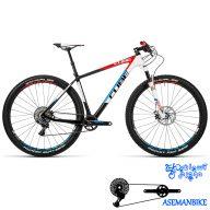 نمایندگی دوچرخه کوهستان کراس کانتری مسابقات کربن کیوب مدل الیت سی 68 اس ال سایز ۲۷.۵ CUBE Elite C68 SL 2015