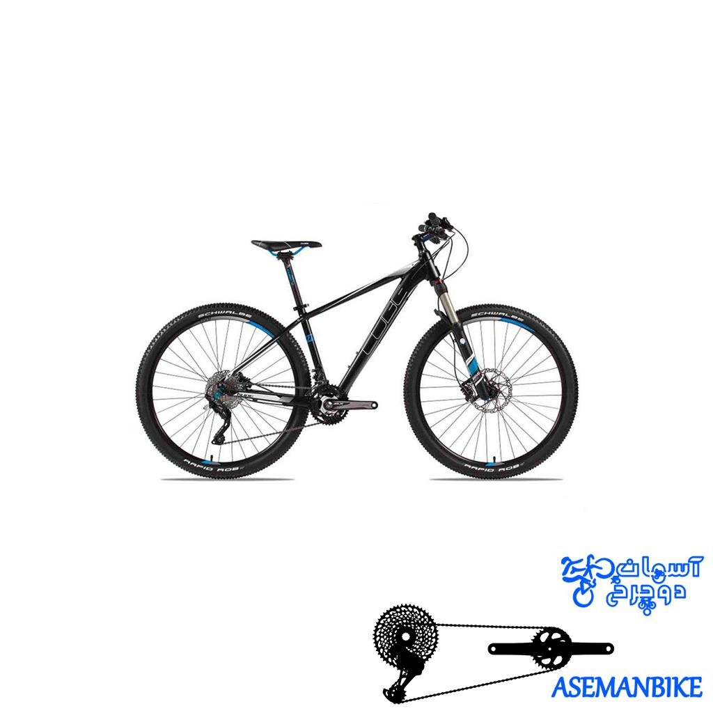 نمایندگی دوچرخه کوهستان کراس کانتری کیوب مدل ال تی دی سایز ۲۷.۵ CUBE LTD 2015