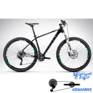 نمایندگی دوچرخه کوهستان کراس کانتری کیوب مدل ال تی دی اس ال سایز ۲۷.۵ CUBE LTD SL2015
