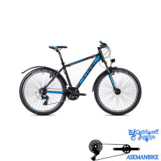 نمایندگی دوچرخه شهری کیوب مدل ایم آلرود سایز ۲6 CUBE Aim Allroad 2015