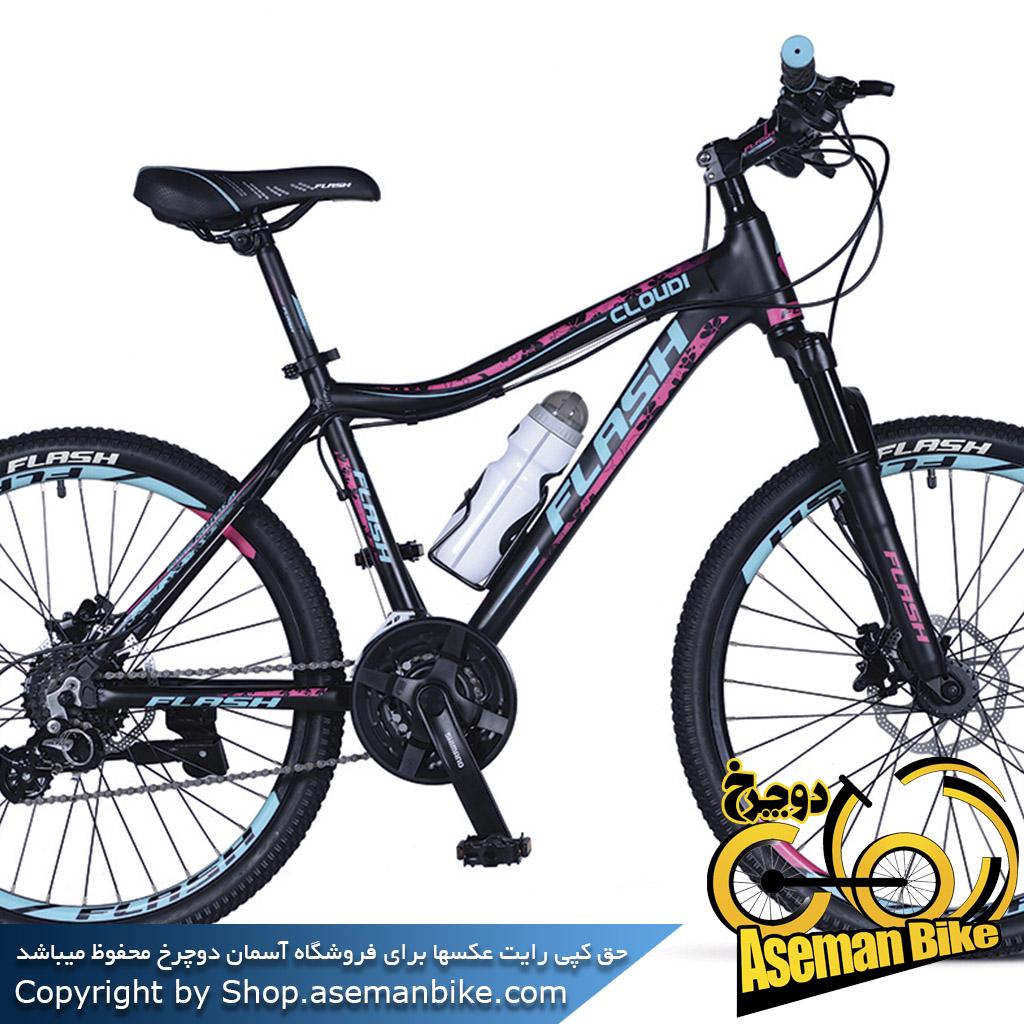 دوچرخه کوهستان و شهری فلش مدل کلود1 سایز 24 Flash Cloud1