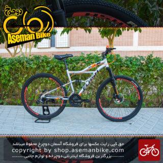 دوچرخه کوهستان فول ساسپنشن فلش مدل هاردراک3 سایز 27.5 Flash Hard Rock3