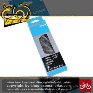 زنجیر دوچرخه شیمانو 9 سرعته دیور Shimano Chain Deore HG53 9-Speed