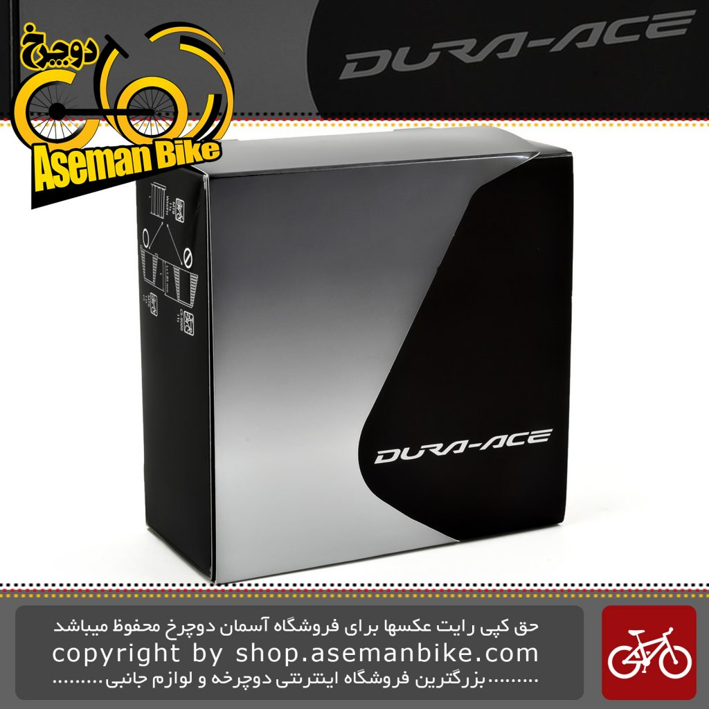 خودرو دوچرخه شیمانو دورایس سی اس 9000 یازده سرعته Shimano Dura-Ace CS-9000 11-Speed Cassette
