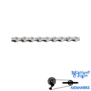 زنجیر دوچرخه ده سرعته کوهستان شیمانو مدل اچ جی ایکس Shimano SLX HG74 HGX 10 Speed Chain