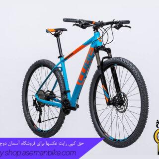 دوچرخه کوهستان کراس کانتری کیوب مدل اسید 2 ایکس سایز 29 2017 آبی/نارنجی Cube Mountain Bicycle Acid 2X 29 2017
