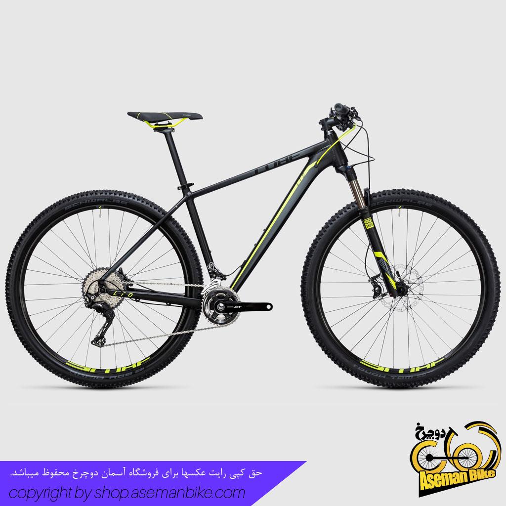 دوچرخه کوهستان کراس کانتری کیوب مدل ال تی دی ریس سایز ۲۷.۵ 2017 CUBE LTD RACE 27.5 2017