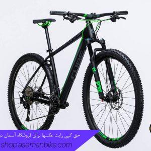 دوچرخه کوهستان کراس کانتری کیوب مدل ال تی دی اس ال 2 ایکس سایز ۲۷.۵ 2017 CUBE Mountain Bike LTD SL 2X 27.5 2017