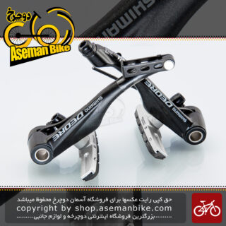 ترمز ویبریک دوچرخه شیمانو مدل دیور ام 590 Shimano MTB Bicycle Deore V-Brake BR-M590