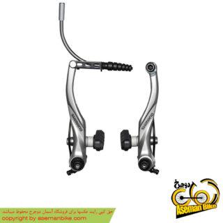 ترمز ویبریک دوچرخه شیمانو مدل الیویو تی 4000 Shimano Alivio V-Brake BR-T4000