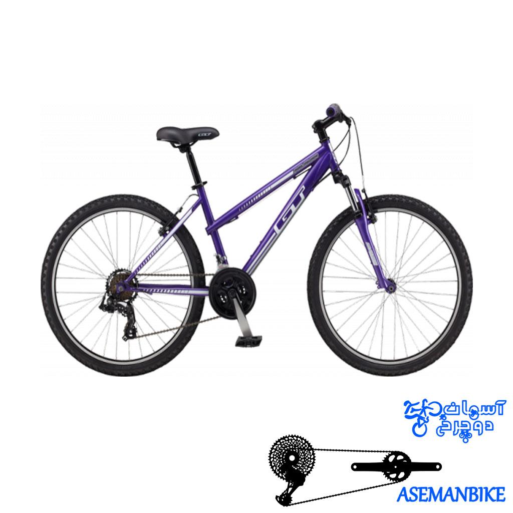 """نمایندگی دوچرخه کوهستان جی تی مدل پالومار سایز 26 GT Palomar 26"""" Mountain Bike 2015"""