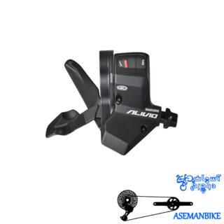 دسته دنده شیمانو اسرا ام 390 نه سرعته Shimano Acera ST-M390 Shift Brake Lever Set 3 x 9 Speed