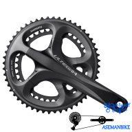 طبق قامه دوچرخه کورسی جاده شیمانو التگرا اف سی 6700 Shimano FC 6700 ULTEGRA 53X39T