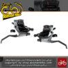 دسته دنده و دسته ترمز یکپارچه شیمانو مدل آلیویو اس تی ام 4000 ۳ در ۹ سرعته Shimano Shifter And Brake Lever Bicycle Alivio ST-M4000 3x9 Speed