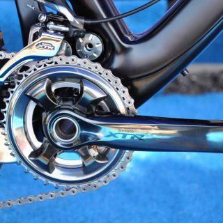 طبق قامه دوچرخه کوهستان شیمانو ایکس تی ار 9000 Shimano XTR FC-M9000-2 Crankarms