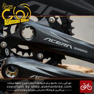 طبق قامه دوچرخه کوهستان شیمانو ام 391 آسرا Shimano ACERA FC-M391 44X32X22
