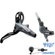 ترمز جلو و عقب دوچرخه کوهستان اوید مدل الیکسیر 7 Avid Elixir 7 Disc Brake Set