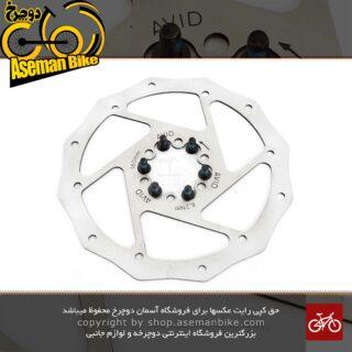 روتور صفحه دیسک دوچرخه اوید مدل ران دگان 6 پیچ سایز 160 Avid Roundagon Rotor 6 Bolt 160mm