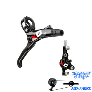 ترمز جلو و عقب دوچرخه کوهستان اوید ایکس 0 Avid X0 Disc Brake Set