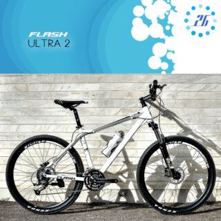 دوچرخه کوهستان فلش مدل الترا 2 سایز 26 Flash Mountain Bike Ultra 2 26 2016