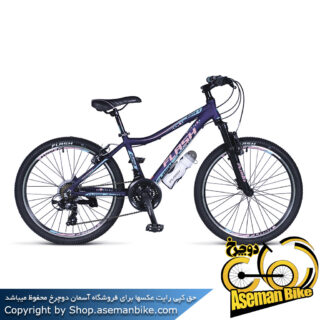 دوچرخه کوهستان و شهری فلش مدل کلود2 سایز 24 Flash Cloud2