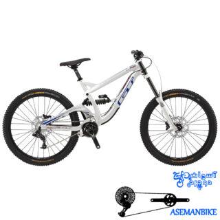 دوچرخه دانهیل فیوری الیت جی تی سایز 27.5 GT Fury Elite 2015