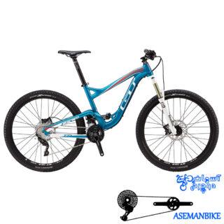 دوچرخه آلمانتین سنسور اکسپرت جی تی سایز ۲۷.۵ GT Sensor Expert 2015