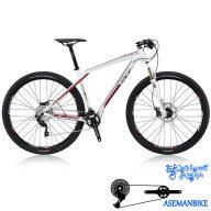 دوچرخه کوهستان زاسکار اکسپرت کربن جی تی سایز 29 2015 GT Zaskar Expert Carbon