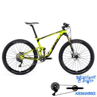 نمایندگی دوچرخه فول ساسپنشن جاینت مدل انتم ادونس 1 سایز 27.5 Giant Anthem Advanced 1 2016