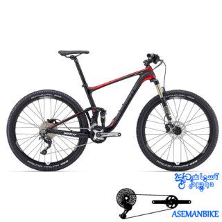 نمایندگی دوچرخه فول ساسپنشن جاینت مدل انتم ادونس 2 سایز 27.5 Giant Anthem Advanced 2 2016