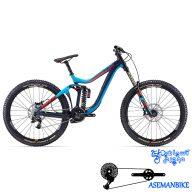 دوچرخه جاینت مدل گلوری 1 سایز ۲۷.۵ Giant Glory 1 2016