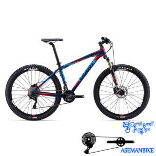 نمایندگی دوچرخه جاینت مدل تالون 0 سایز 27.5 Giant Talon 0 2016