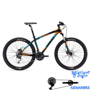 نمایندگی دوچرخه کوهستان اسپرت استایل جاینت مدل تالون 2 سایز ۲۷٫۵ Giant Talon 2 2016