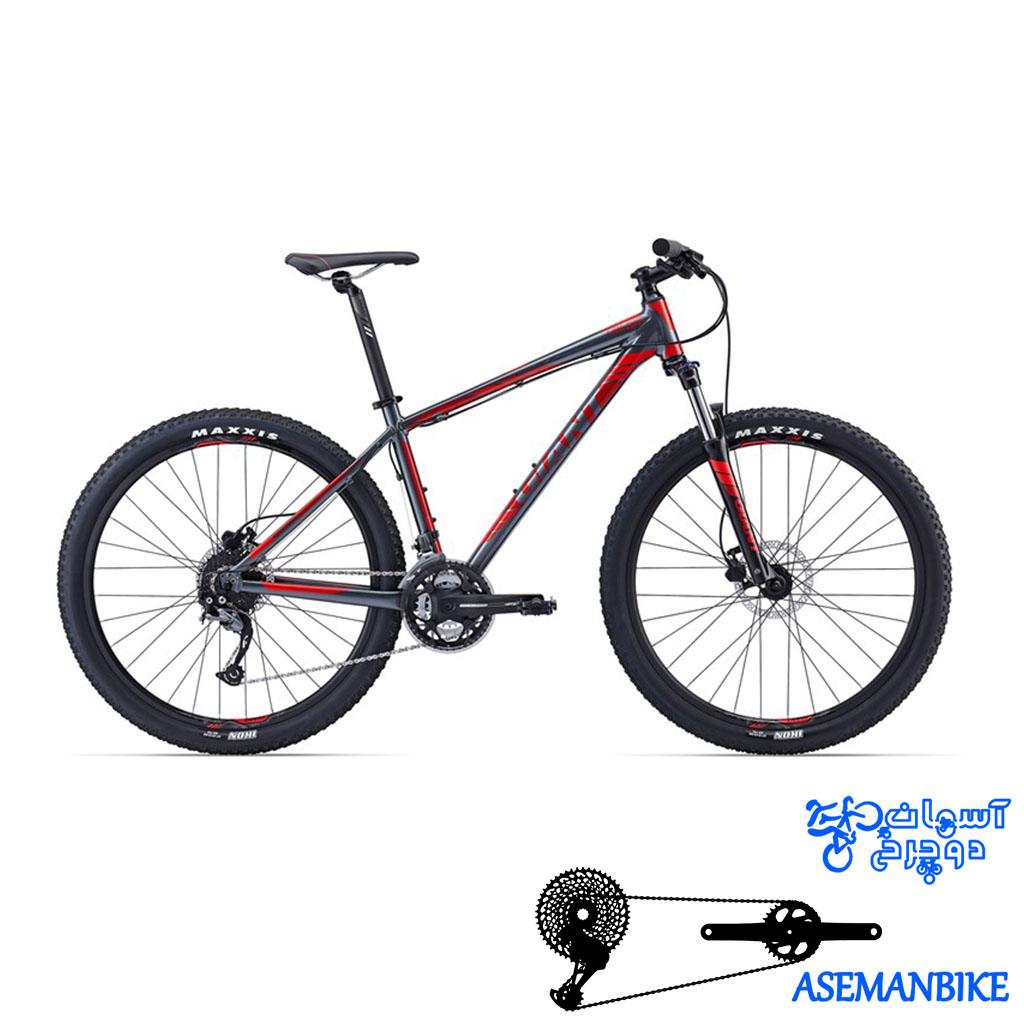 نمایندگی دوچرخه کوهستان اسپرت استایل جاینت مدل تالون 3 سایز 27.5 Giant Talon 3 2016