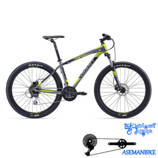 نمایندگی دوچرخه کوهستان اسپرت استایل جاینت مدل تالون 4 سایز 27.5 Giant Talon 4 2016