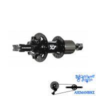 توپی عقب دوچرخه اسرم مدل ایکس 7 SRAM X7 Hub Rear