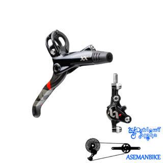 ترمز جلو و عقب دوچرخه کوهستان اسرم ایکس ایکس SRAM XX Disc Brake Set