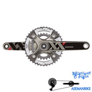 طبق قامه دوچرخه اسرم مدل ایکس ایکس SRAM Crankset XX