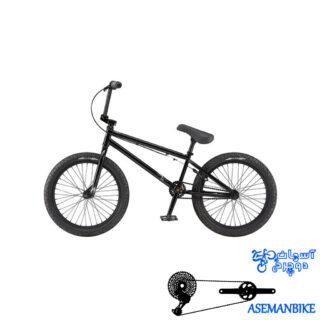 دوچرخه بی ام ایکس جی تی مدل سایز 20 GT BMX DLSY 2015