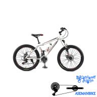 دوچرخه کوهستان المپیا مدل GT سایز 24 24 Olympia GT Mountain Bicycle Size