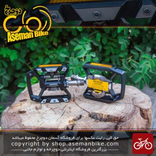 پدال دوچرخه قفل شو توریستی شیمانو لاک قفلي Shimano XT Touring Trekking PD-T8000