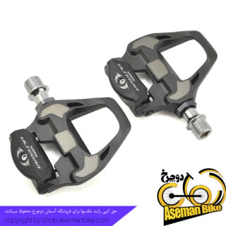 پدال دوچرخه کورسی شیمانو لاک قفلی Shimano PD-R8000 Ultegra SPD-SL Clipless Road Pedals