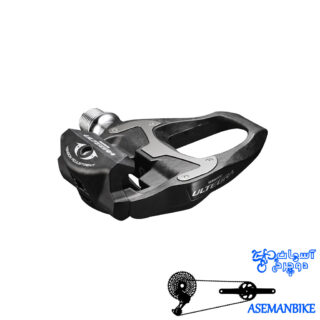 پدال دوچرخه کورسی شیمانو لاک قفلی Shimano Pedal PD-6800 Ultegra