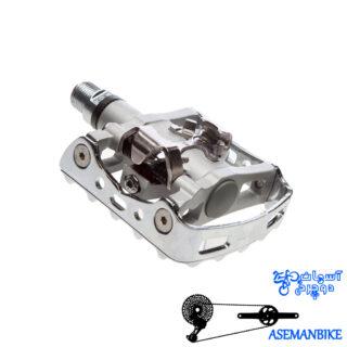 پدال دوچرخه کوهستان شیمانو لاک قفلی Shimano Pedal PD-M324
