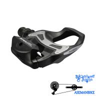 پدال دوچرخه کورسی شیمانو لاک قفلی Shimano Pedal PD-R550