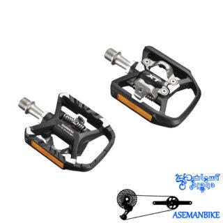 پدال دوچرخه شیمانو لاک قفلي Shimano Pedal PD-T780 SPD