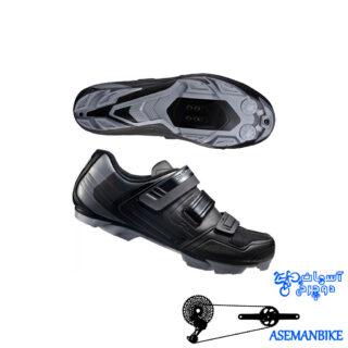 کفش دوچرخه شیمانو کوهستان مدل Shimano Shoes mountain XC31