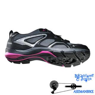 کفش دوچرخه شیمانو کوهستان مدل Shimano Shoes mountain cw40